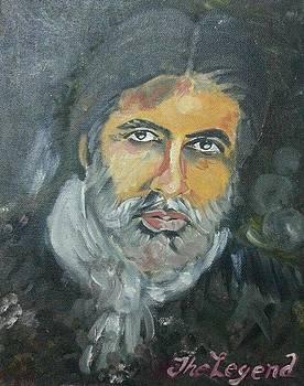 The Legend by Rafath Khan