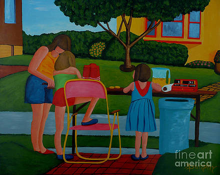 The Lemonade Stand by Anthony Dunphy