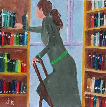 The Librarian by Irit Bourla