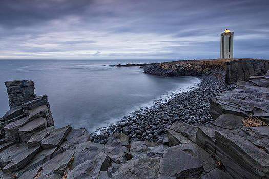 The Lighthouse by Arnar B Gudjonsson