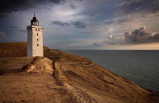 The Lighthouse by Paul Davis