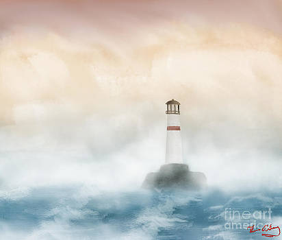 The Lighthouse by Thomas OGrady