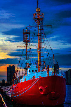 Chris Lord - The Lightship Nantucket