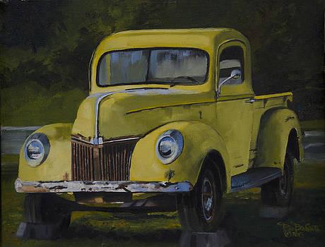 The Lil' Yellow Truck by Ben Bensen III
