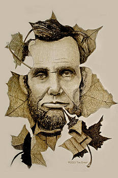 The Lincoln Leaf by Tim Ernst