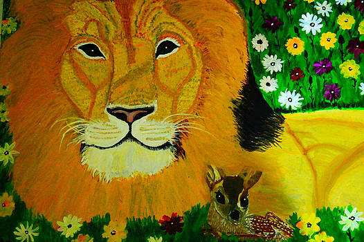 MS  Fineart Creations - The Lion Of Judah