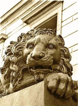 Leslie Cruz - The Lions Pride