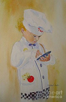 The little chef by Beatrice Cloake