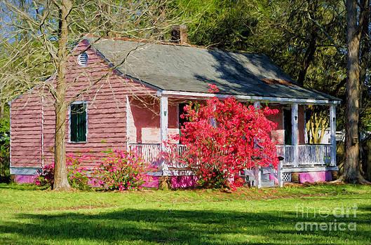 Kathleen K Parker - The Little Pink Creole Cottage