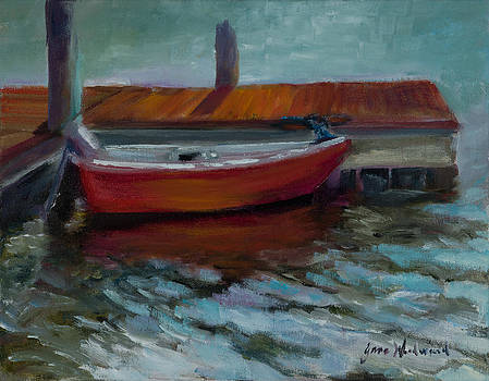 The Little Red Boat by Jane Woodward