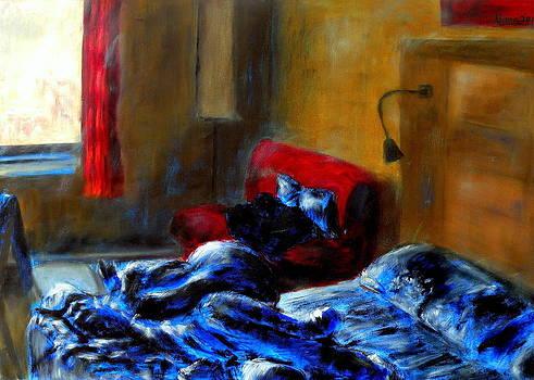 The Lived In Room By Uma Krishnamoorthy