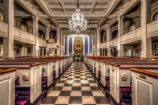 The Lone Parishioner by Linda Karlin