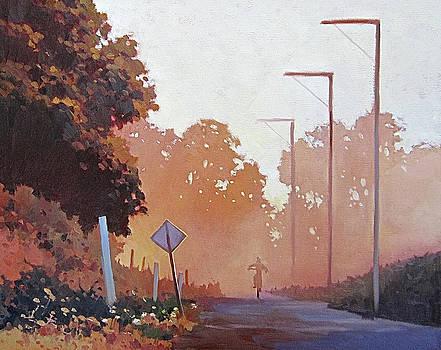 The Long Ride Home by Lynne Fearman