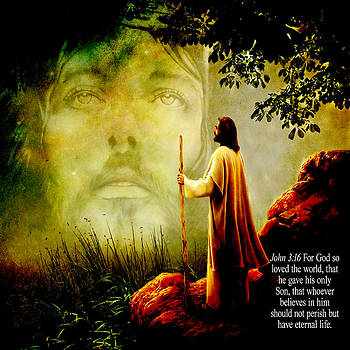 The Lord by Amanda Struz