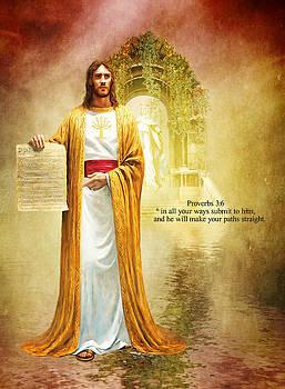 The Lord jesus by Amanda Struz