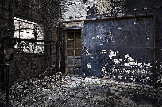 The lost Blue Room by Akos Kozari