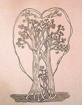The Love and Celebration of The Maple Tree Family by Patricia Keller
