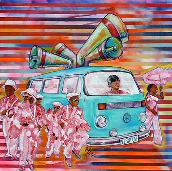 The Love Machine by Reuben Cheatem