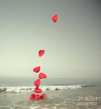 The love towards the sea by Anne Seltmann