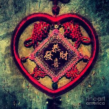 The Lucky Heart by Stacy Frett