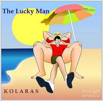The Lucky Man by Manos Kolaras