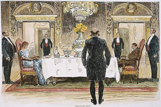 Granger - THE LUCKY RICH, 1896