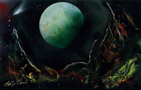 The Lunar Garden by Thomas DOrsi