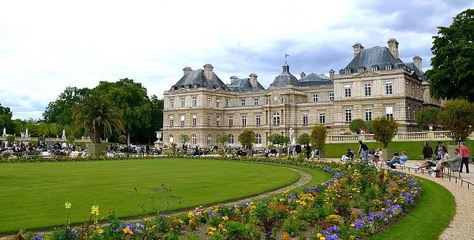 Corinne Rhode - The Luxembourg Garden