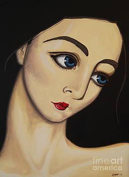 The Magdalene by Rebecca Mott