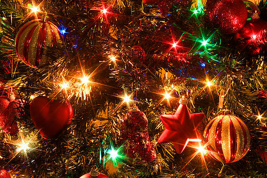 The Magic of Christmas by Julia Fine Art And Photography