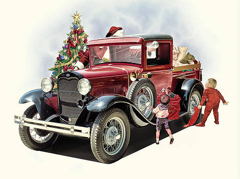The Magical Joy Of Christmas .... by Rat Rod Studios