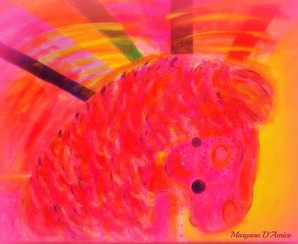 Maryann  DAmico - The Magical Rocking Horse