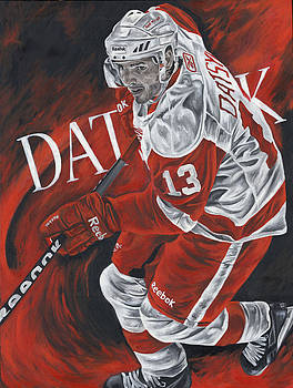 The Magician - Pavel Datsyuk by David Courson