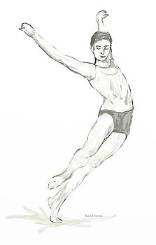 Angela A Stanton - The Male Dancer