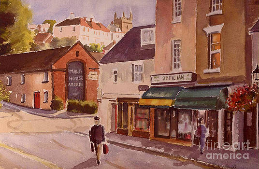 The Malt house Hythe by Beatrice Cloake