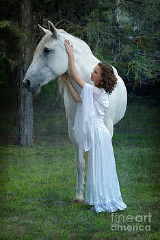 The Mare and the Maiden by Fran J Scott