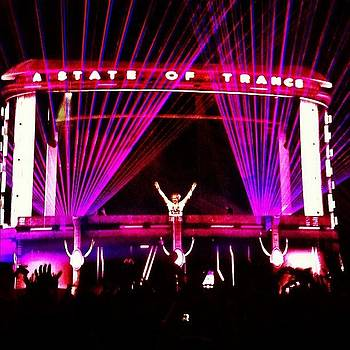 The Master Himself #arminvanbuuren by Melyssa Cramer