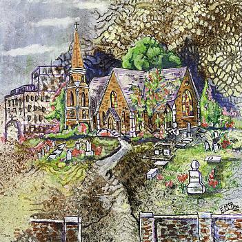 Christ Church Episcopal by Edith Hardaway