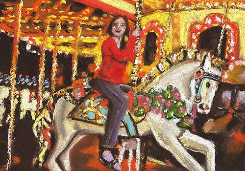 Paul Mitchell - The Merry Go Round