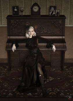 The Merry Widow by Rachel Dudley