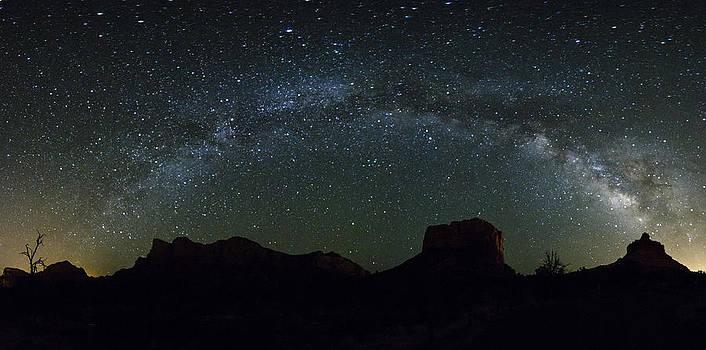 Tom Kelly - The Milky Way