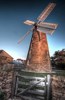 The Mill by Ian  Ramsay