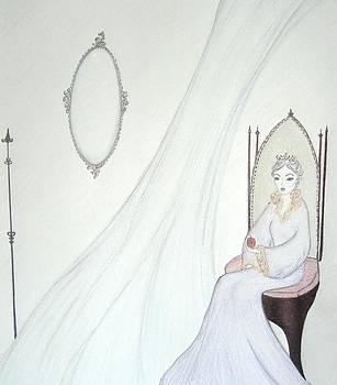 The Mirror has Spoken by Christine Corretti