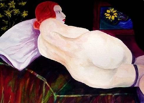 The Mistress by Carolyn LeGrand