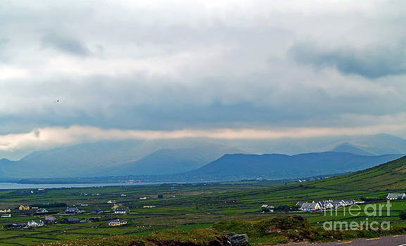 The Misty Hills of Ireland by Patricia Griffin Brett