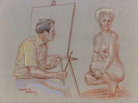 The Model by Duane R Probus
