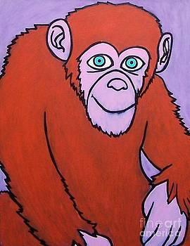 The Monkey by Thomas Valentine