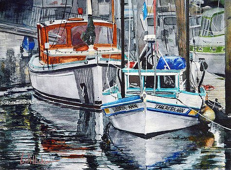 The Monterey by Bill Hudson