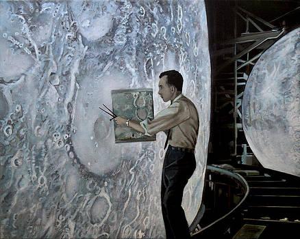 The Moon Builders - Lunar Orbit and Let-Down Approach Simulator.  by Simon Kregar