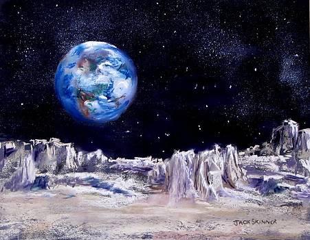 The Moon Rocks by Jack Skinner